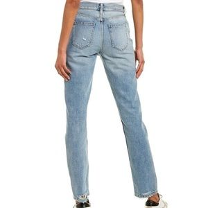 NWT Current/Elliot The Stovepipe Jeans